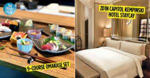 Mother's Day Deals At Capitol Singapore & CHIJMES7
