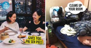 singaporean mothers