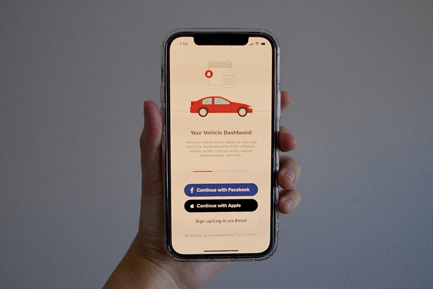 Motorist App 1