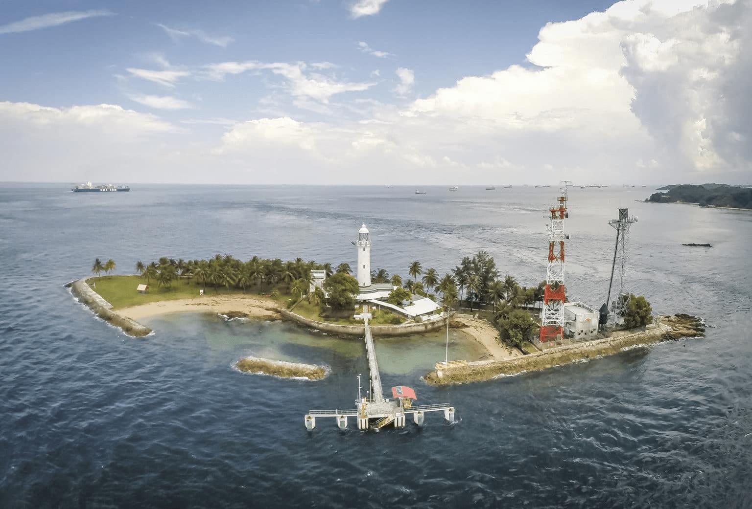 Pulau Satumu lesser-known island