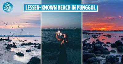 Punggol Beach Cover Image