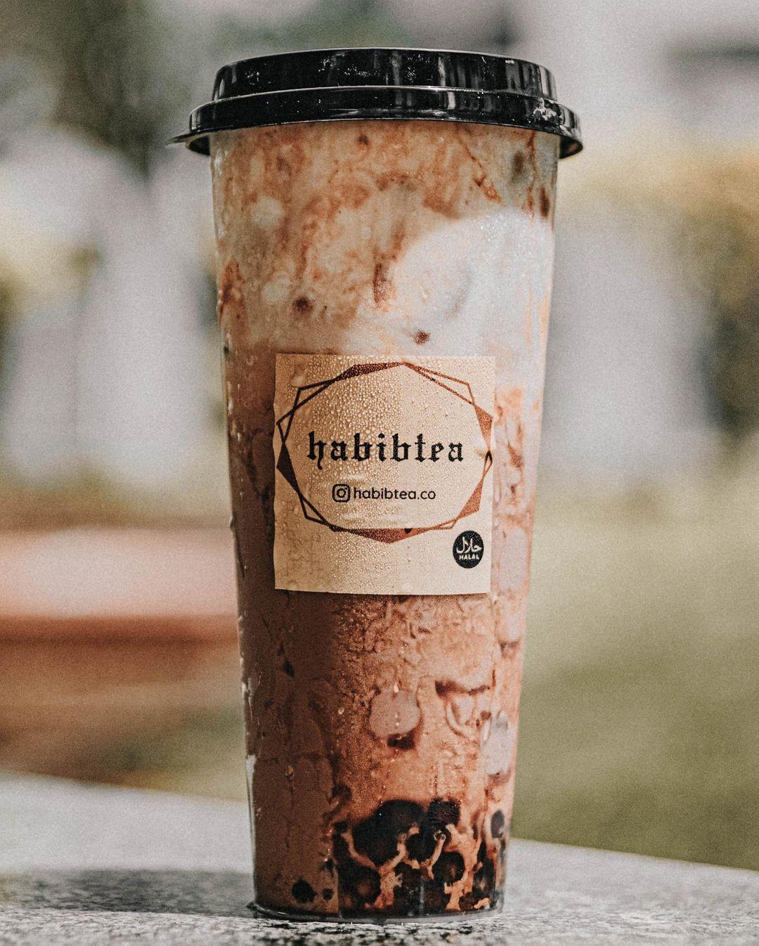 arab bubble tea