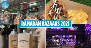 Ramadan bazaars 2021 cover