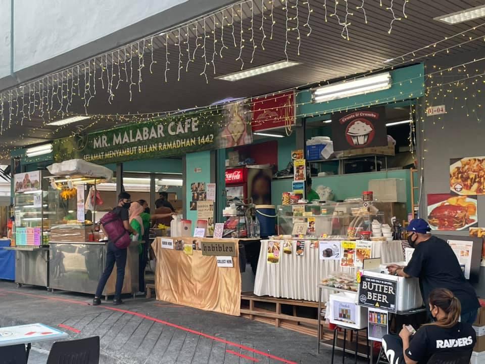 Mr Malabar Cafe
