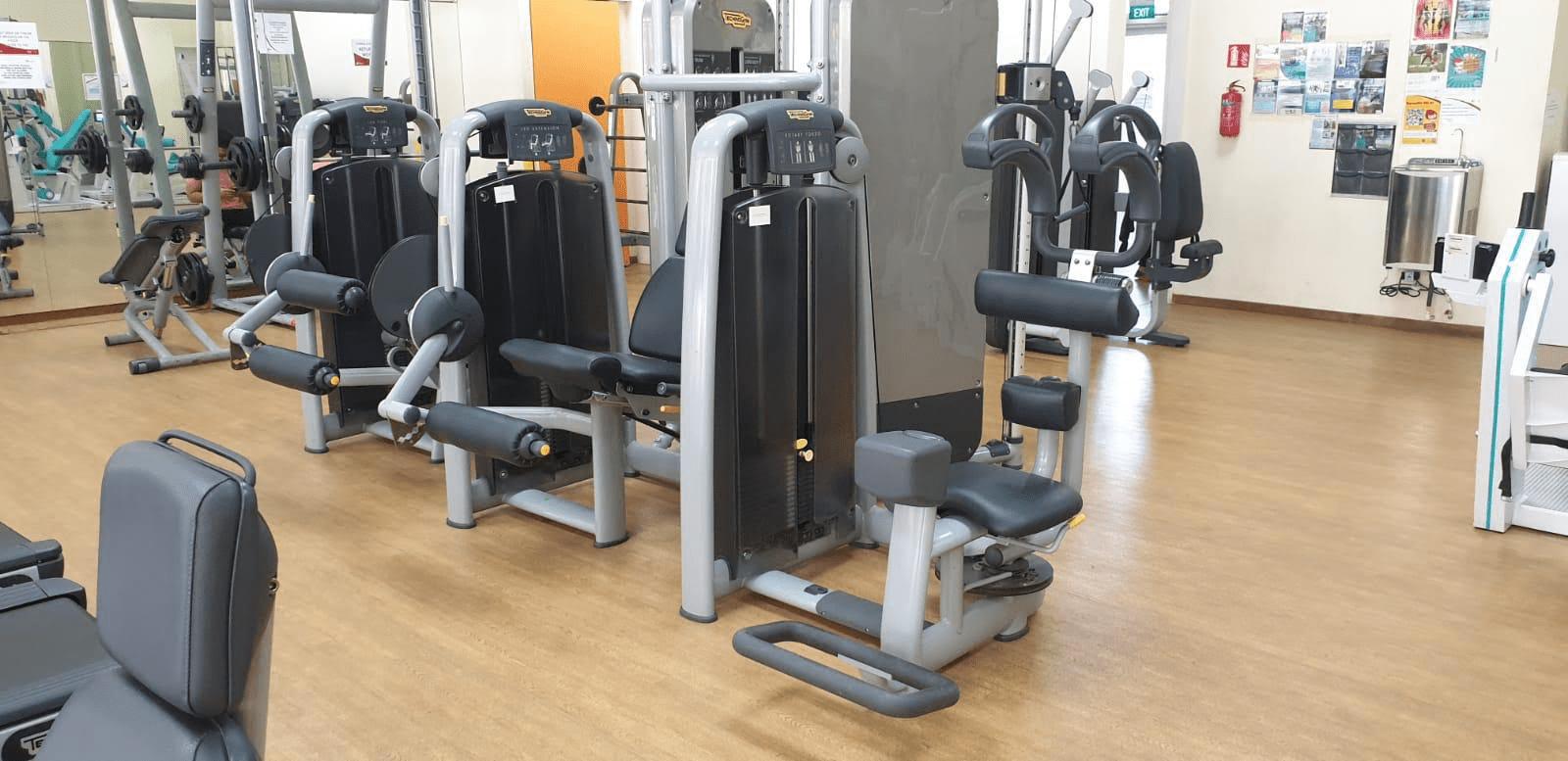 Silver Circle ActiveSg Gym