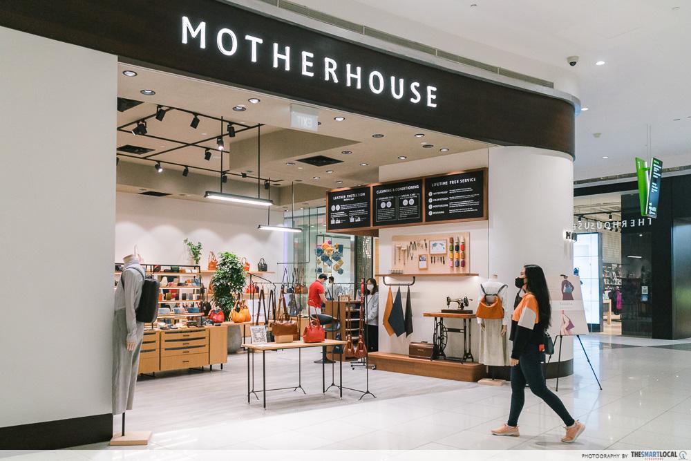 Suntec City Japan Leather Bags - Motherhouse