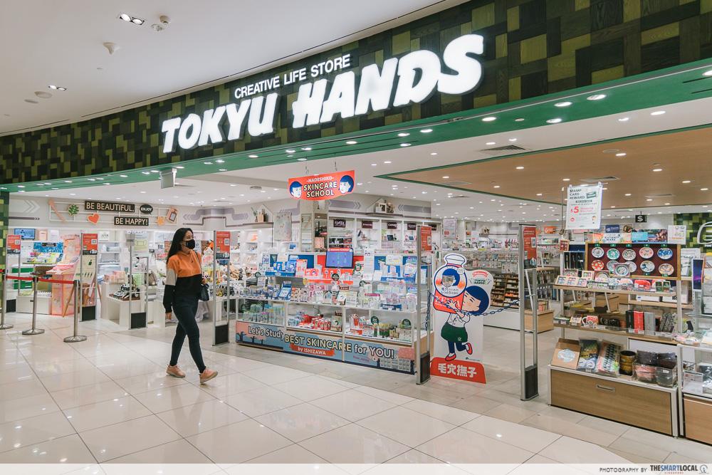 Tokyu Hands Suntec City Japan Lifestyle Goods