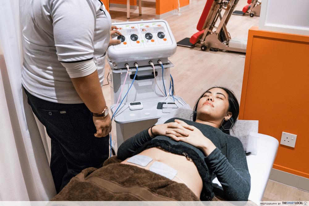 MJG Japanese Body Therapy Pim Balance Postpartum Treatment