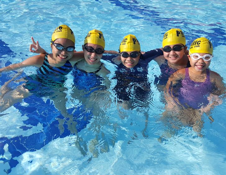 pacific swim team