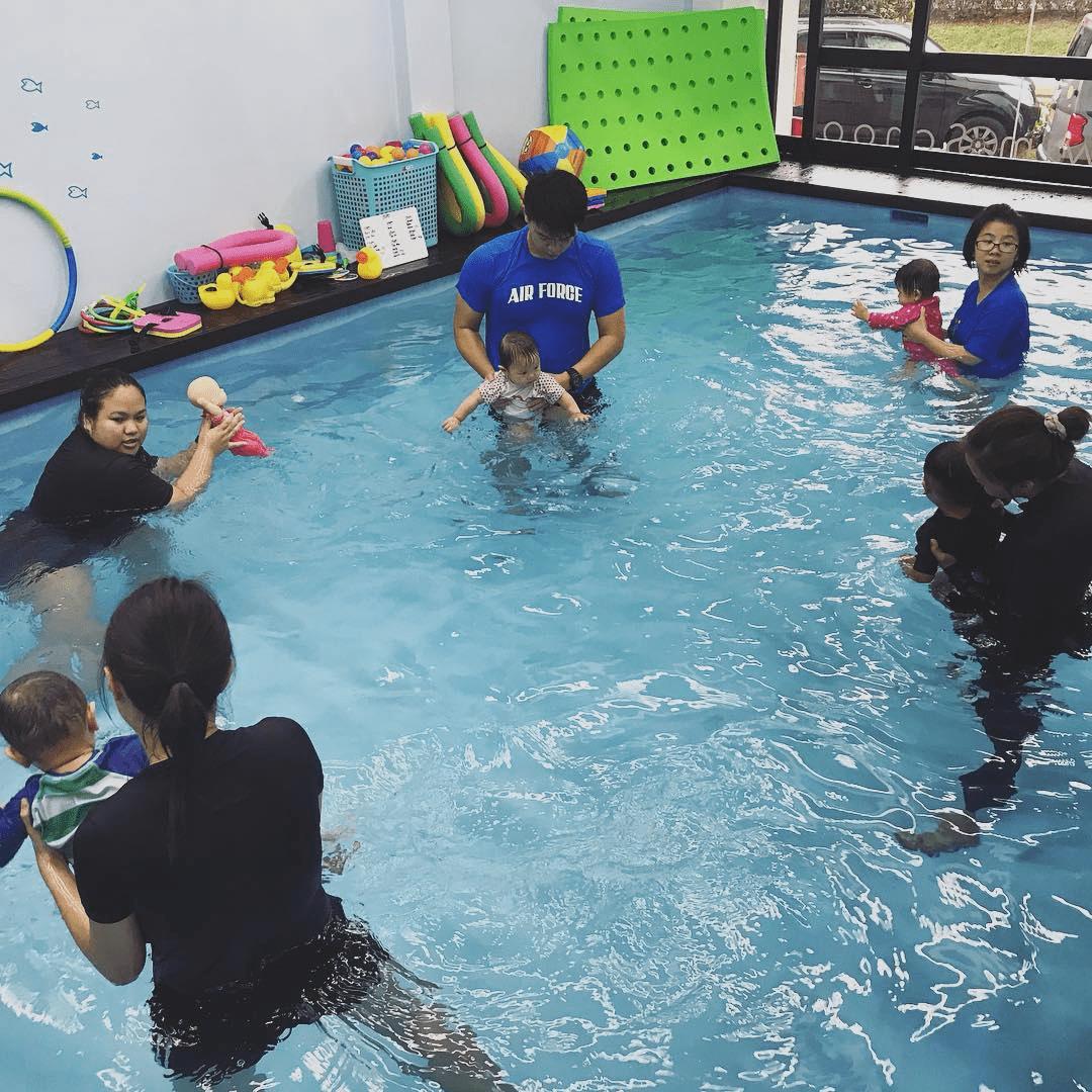 Aqua Bambinos Swim School