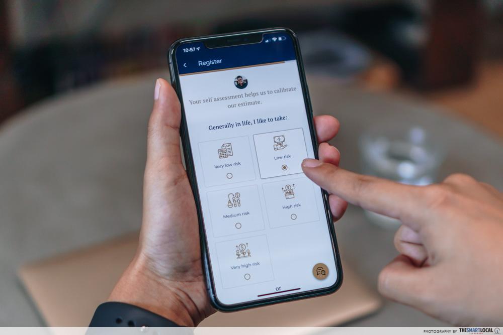 investing-in-singapore - Syfe app
