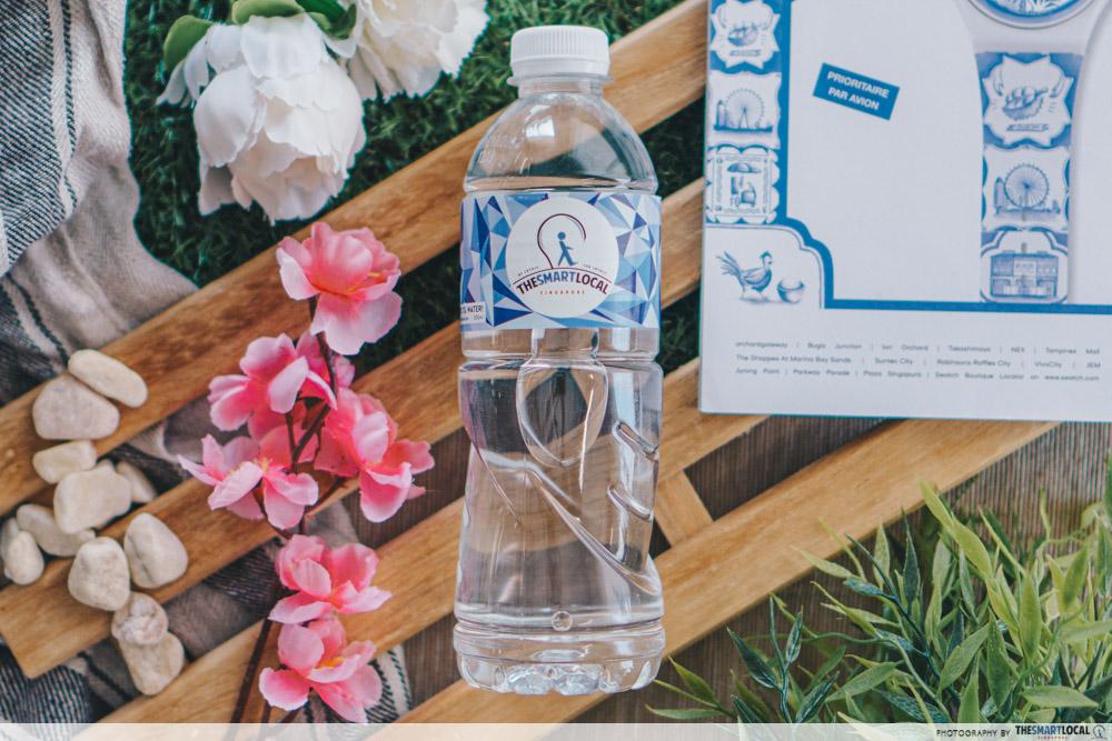 TSL water