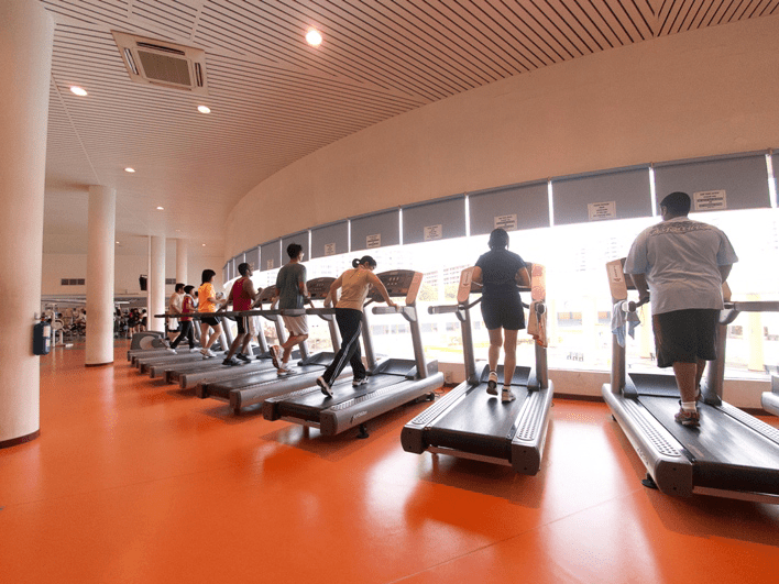 Tampines ActiveSg Gym