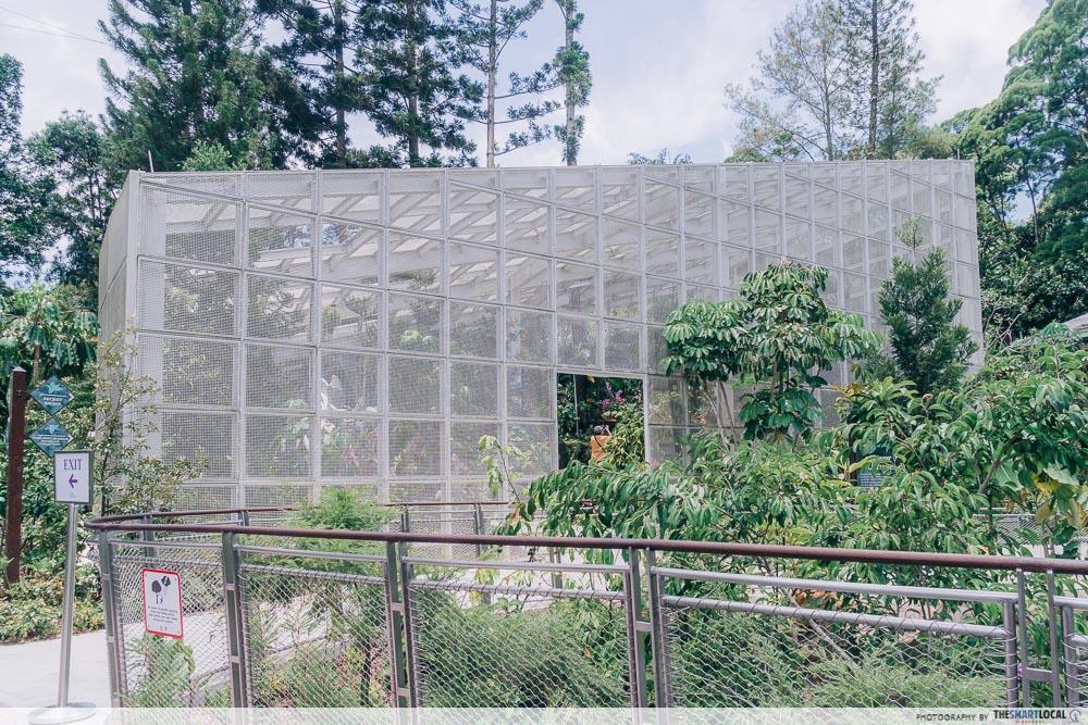 Tropical Montane Orchidetum - Tan Hoon Siang Mist House