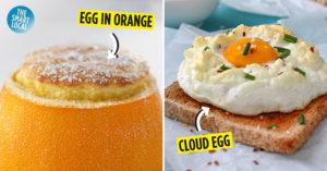 Unique Egg Recipes