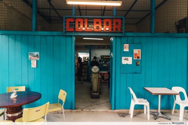 Wessex Estate Singapore - Colbar Cafe
