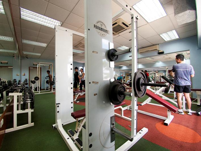 Yio Chu Kang ActiveSg Gym