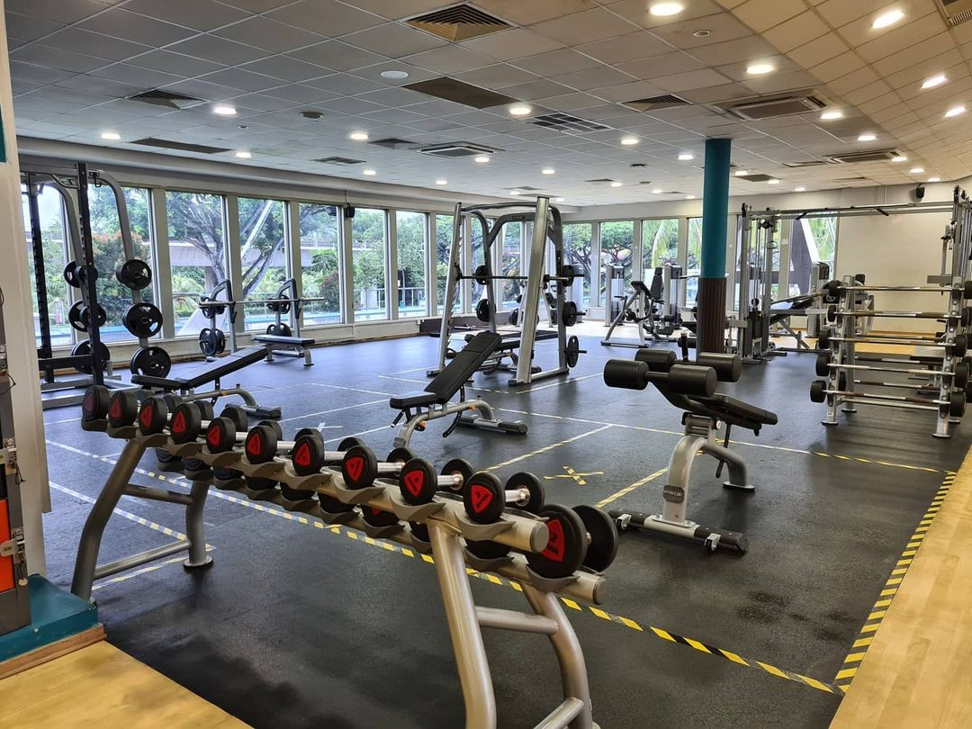 Yishun ActiveSg Gym