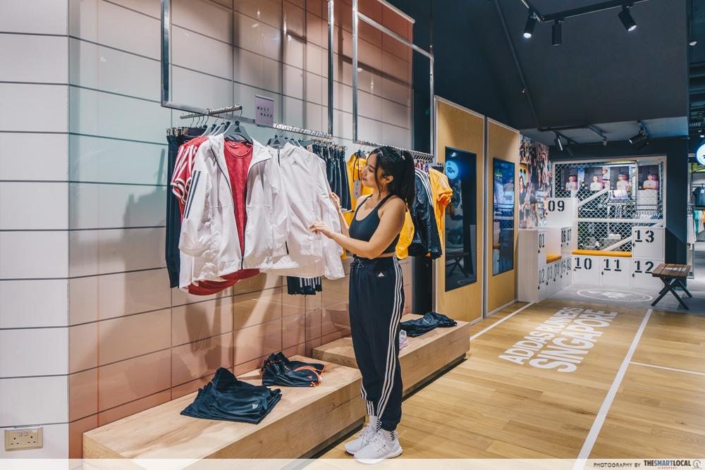 adidas Home of Sport