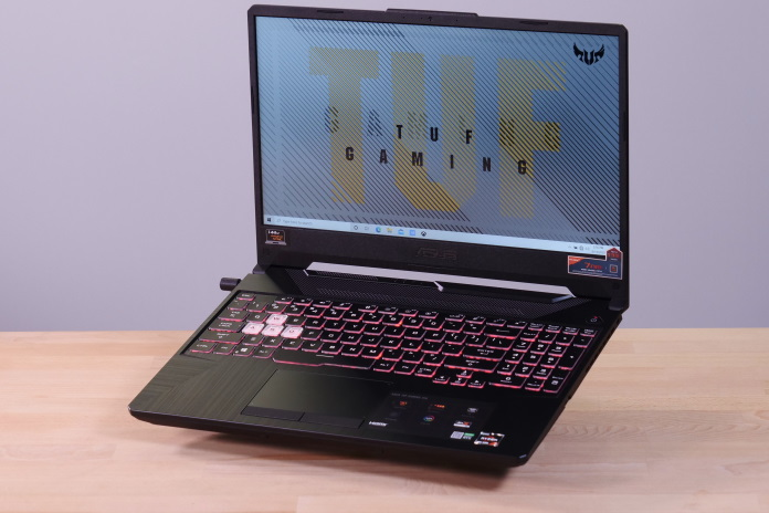 asus tuf gaming a15 laptops for students