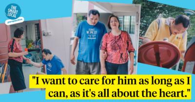 caregiving in singapore esah lim ivan autism