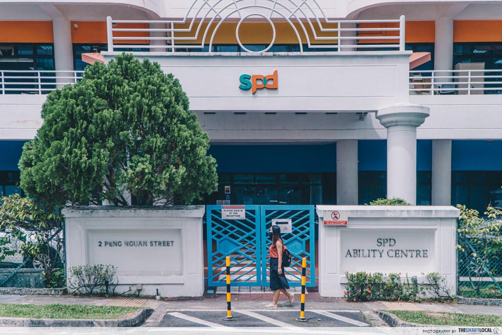 spd ability centre singapore