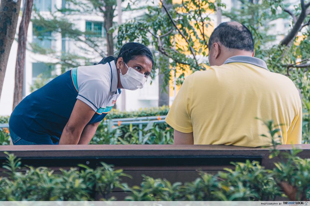 caregiving in singapore autism conversation