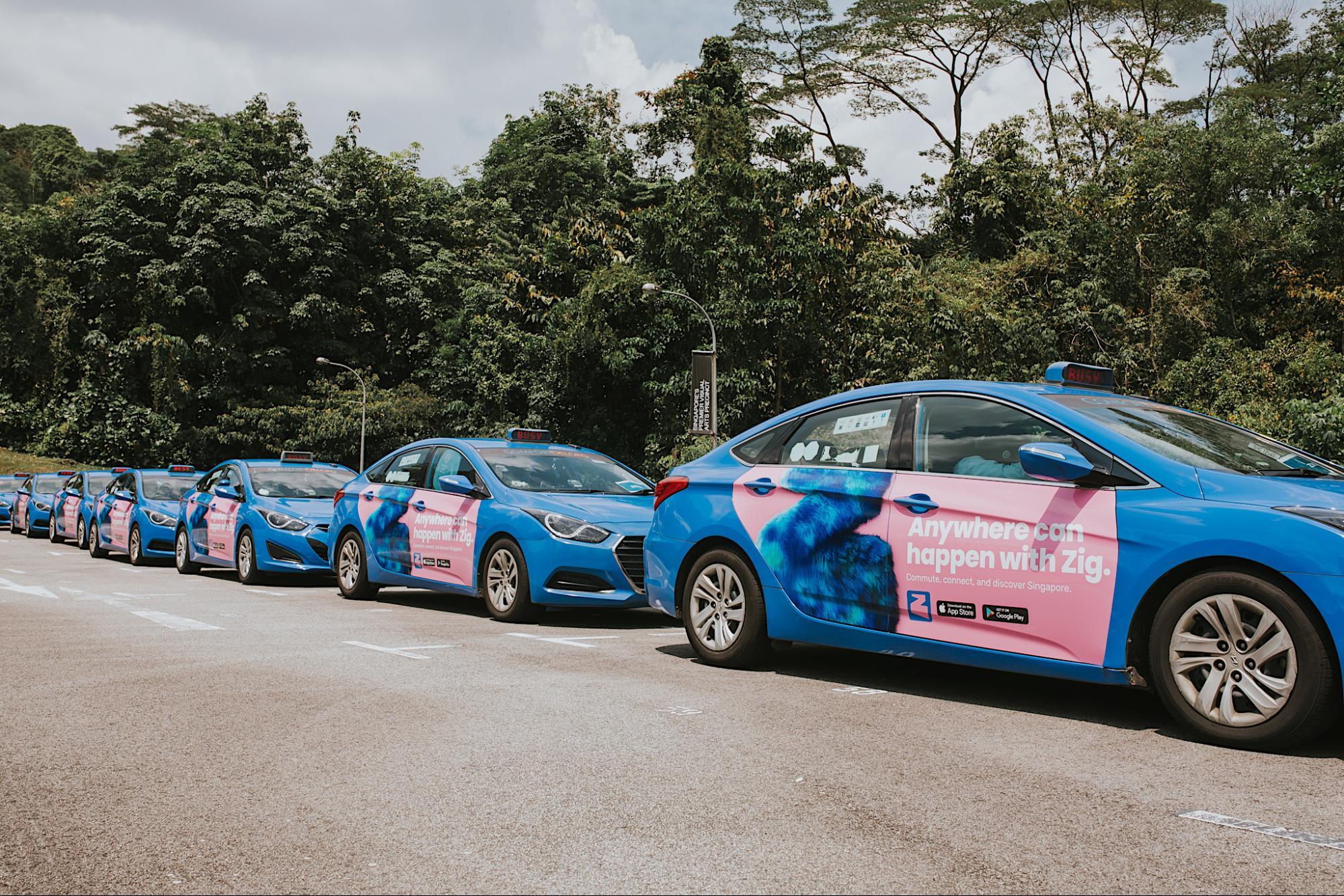 comfortdelgro taxis