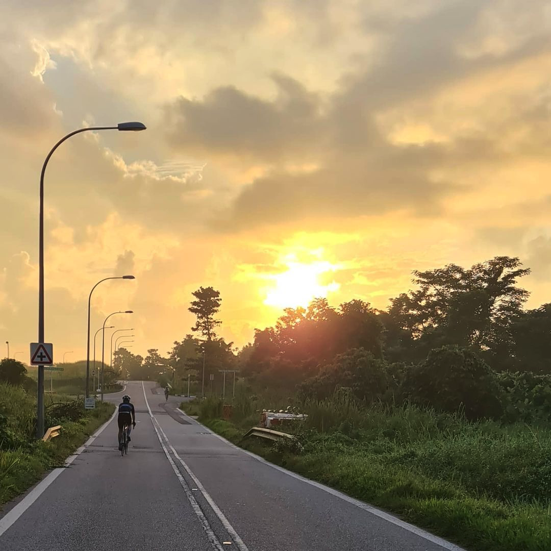 cycling routes singapore - kranji heritage trail