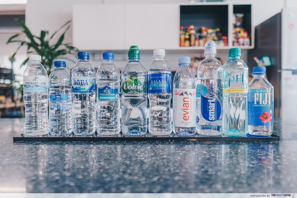 final water ranking
