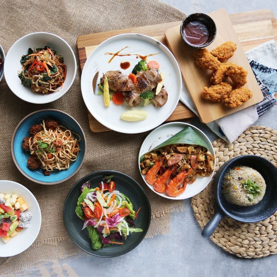 buffet places in Singapore - The Square @ Furama