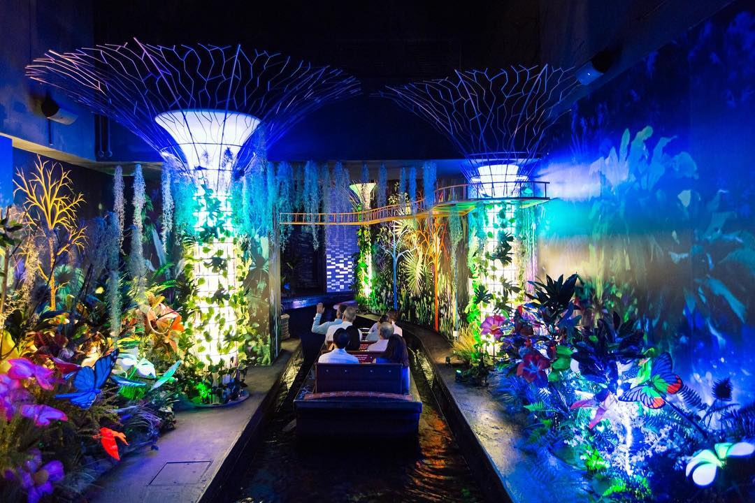 Madame Tussauds Singapore - Spirit of Singapore