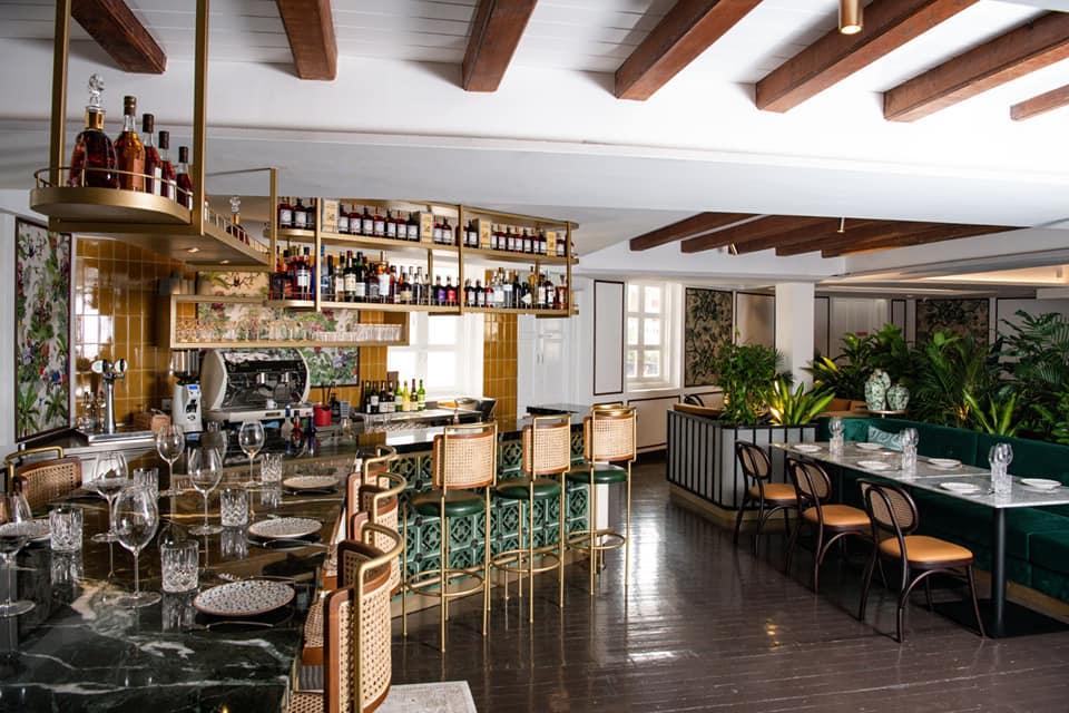 New cafes and restaurants April - Clos Pasoh