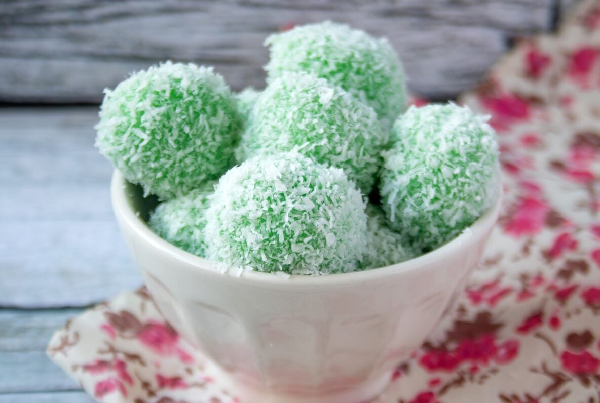 Simple kueh recipes - ondeh ondeh