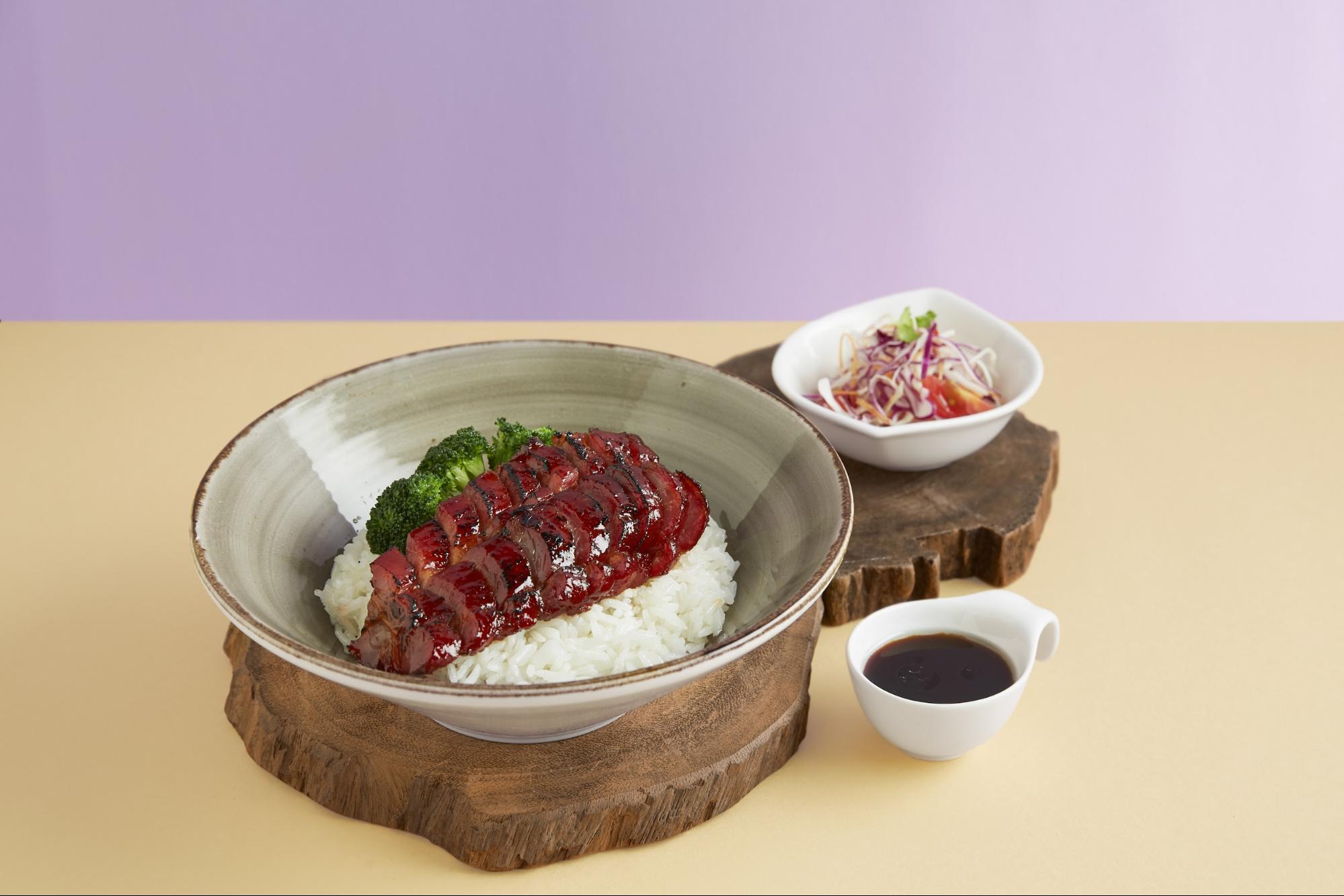 1-for-1 dining deals - Crystal Jade GO