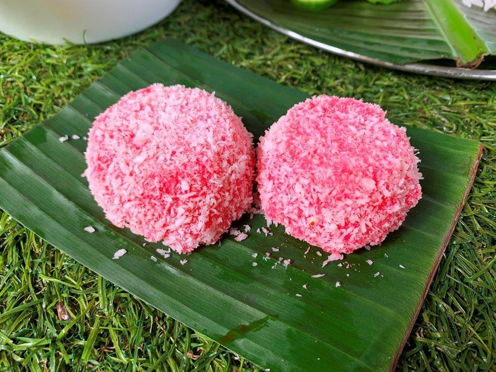 Simple kueh recipes - kuih sago