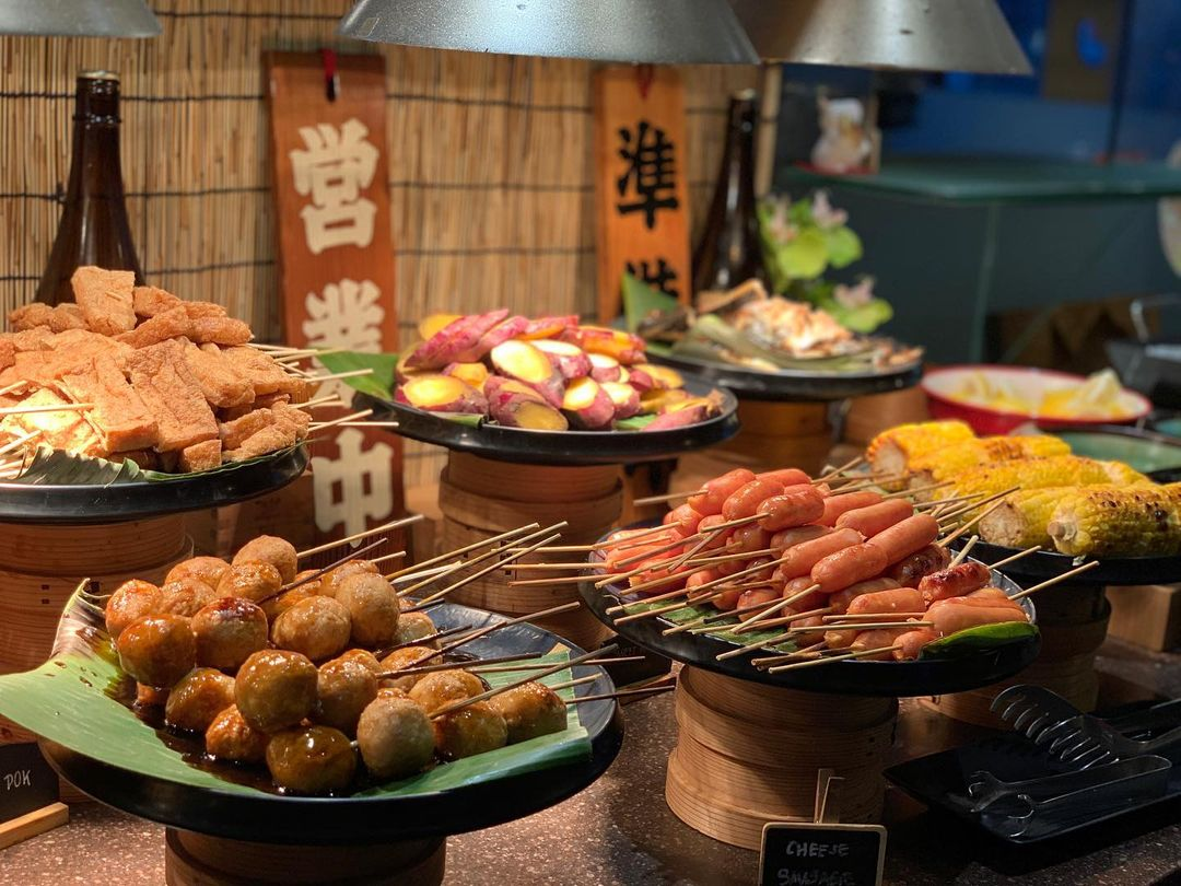 buffet places in Singapore - Kiseki Japanese Buffet Restaurant
