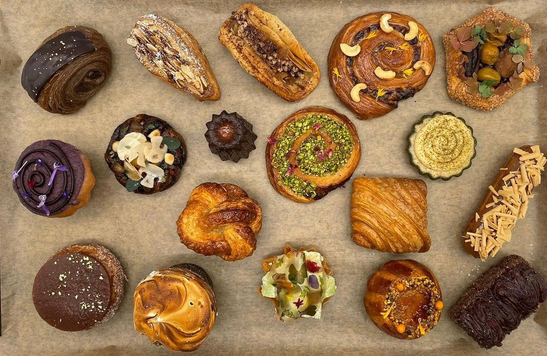 New cafes and restaurants in April - Le Matin Patisserie