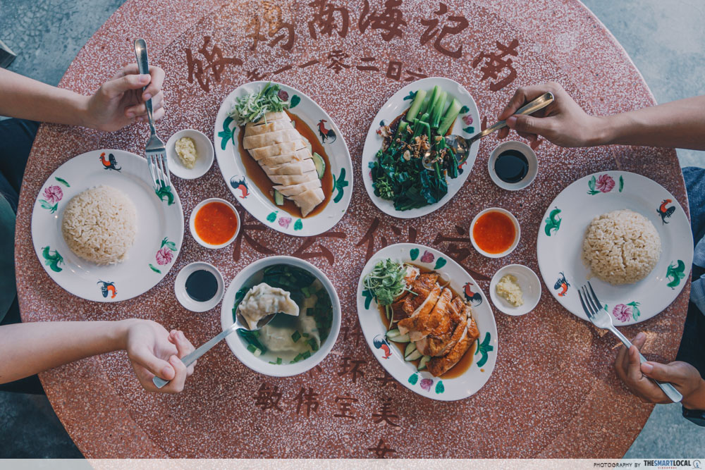 1-for-1 dining deals - Wee Nam Kee