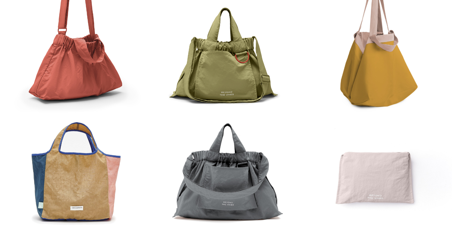 beyond the vines bags