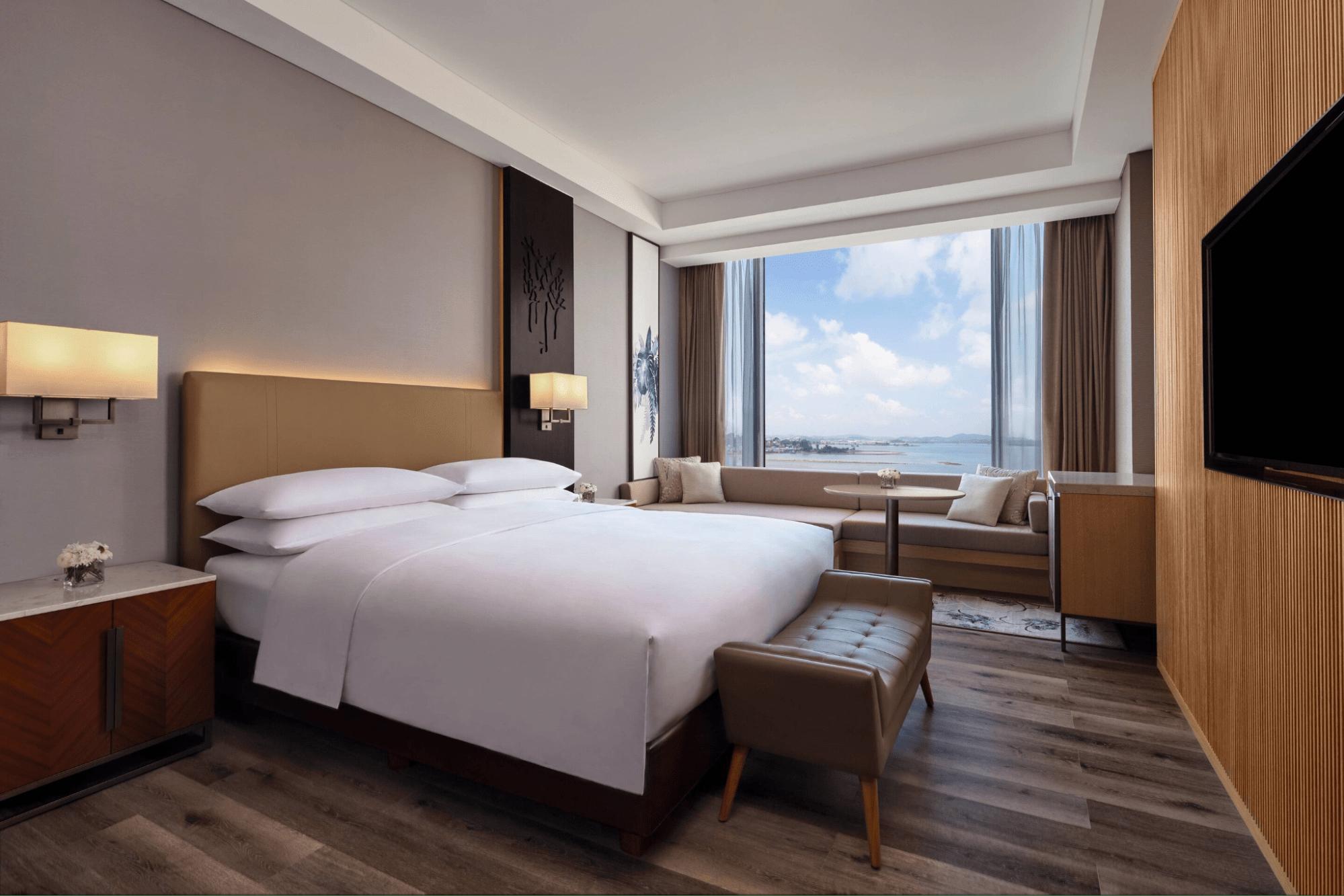 Marriott Hotel Harbour Bay