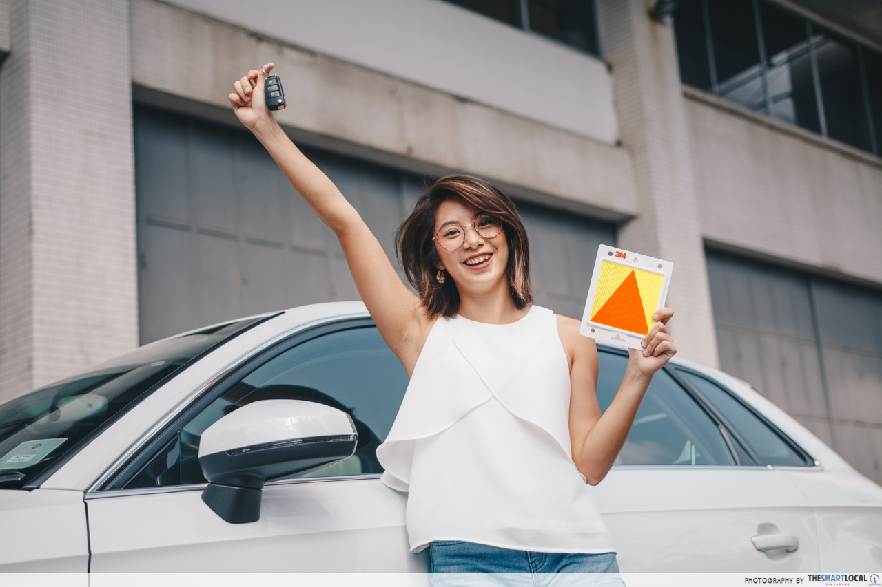 private driving instructors in singapore