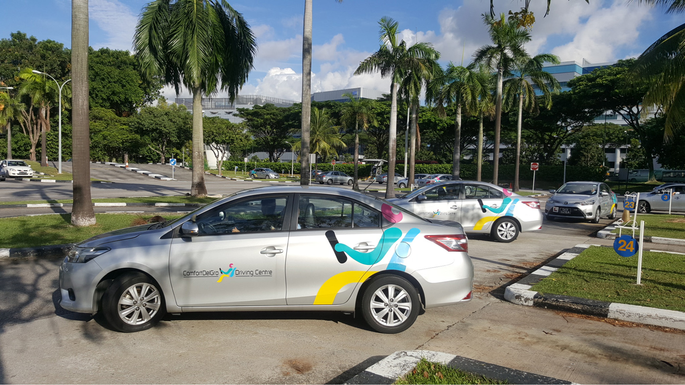 comfortdelgro driving centre private driving instructor