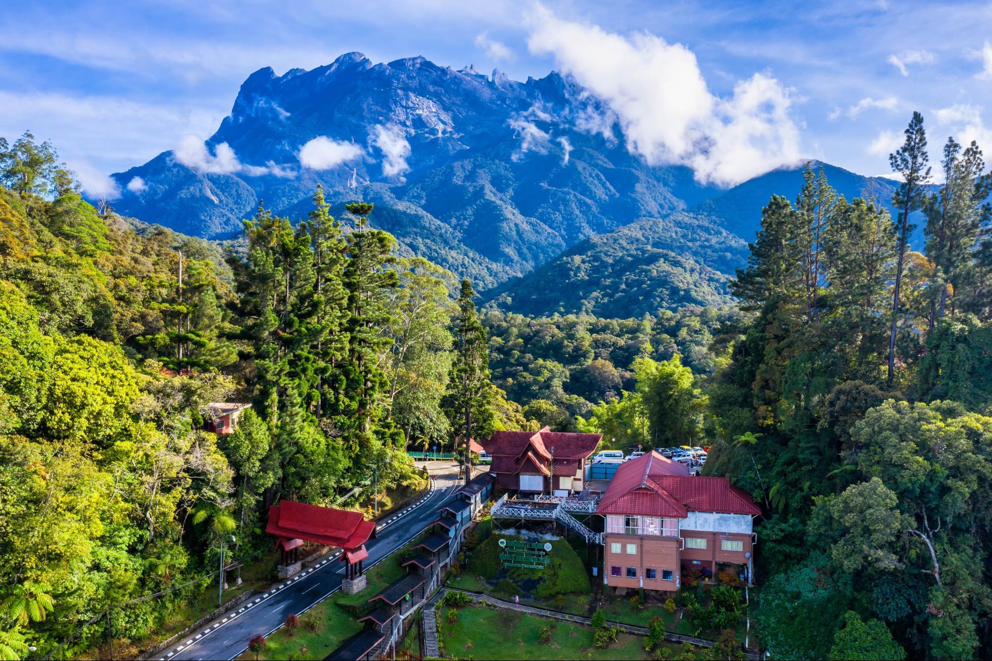 sutera sanctuary lodge sabah resort