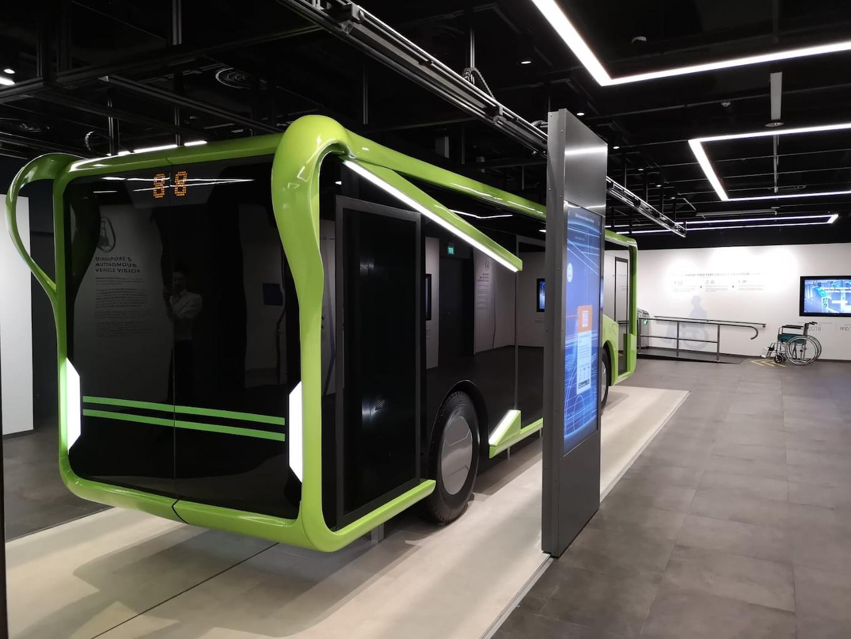 singapore school excursion - Future Concept Bus