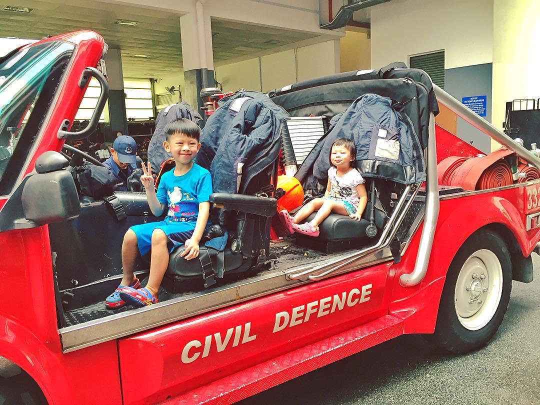 Things to do in Sengkang - Sengkang Fire Station