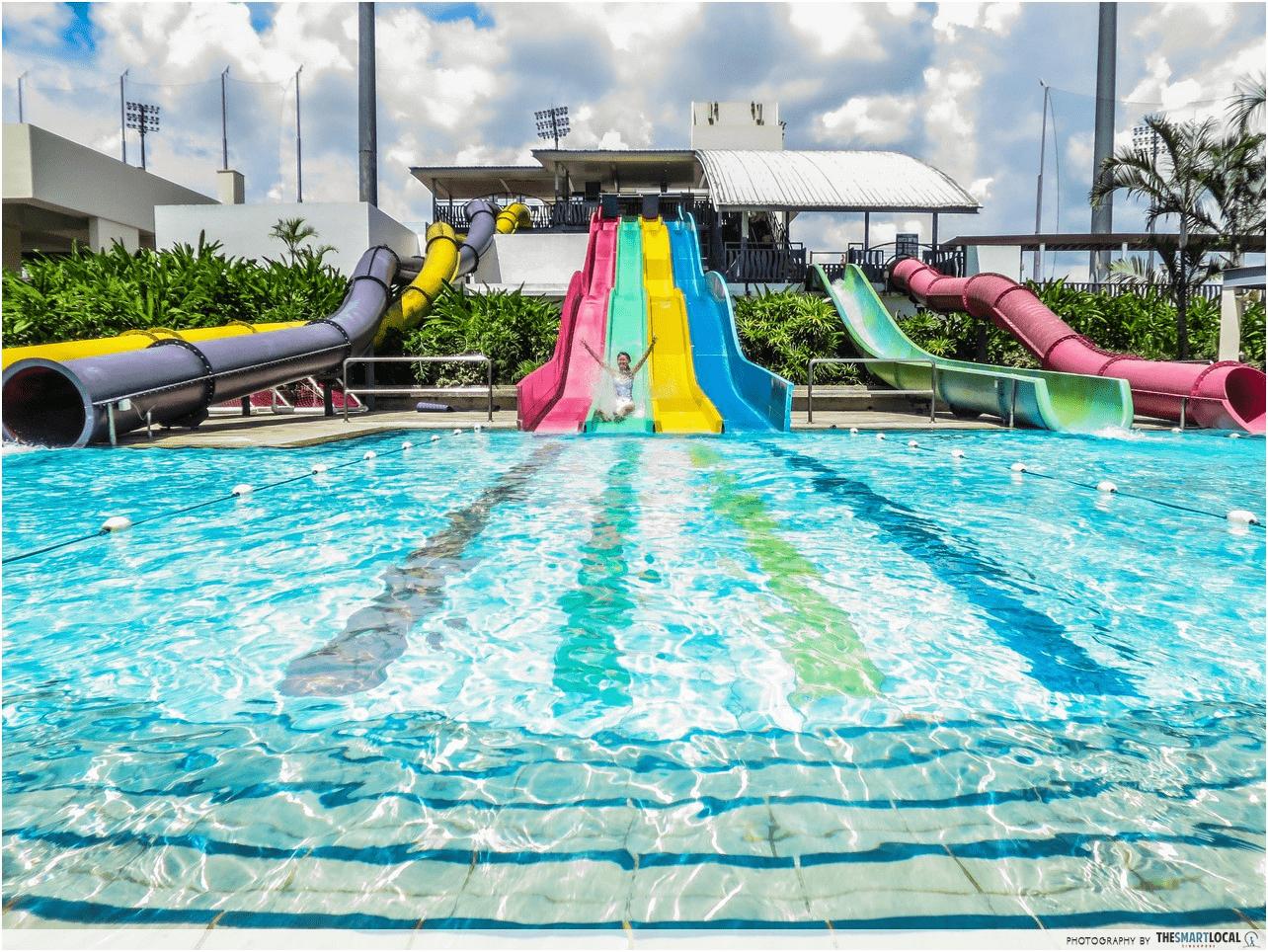 Things to do in Sengkang -Sengkang Swimming Complex