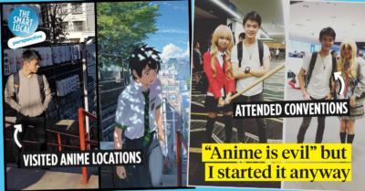 Weeb anime