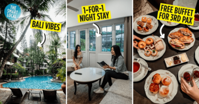 Goodwood Park Hotel Staycation