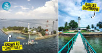"Pulau Satumu: Singapore's Original ""Coney Island"" Most Of Us Have Never Visited IRL"